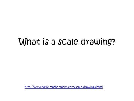 USING MAP SCALES. Map Scale A scale is a statement of the