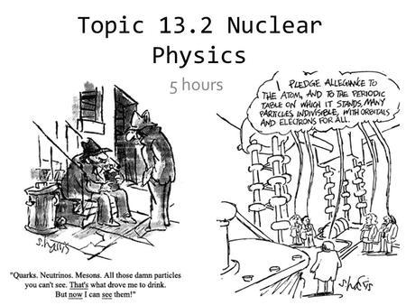 Nuclear Physics. The famous Geiger-Marsden Alpha