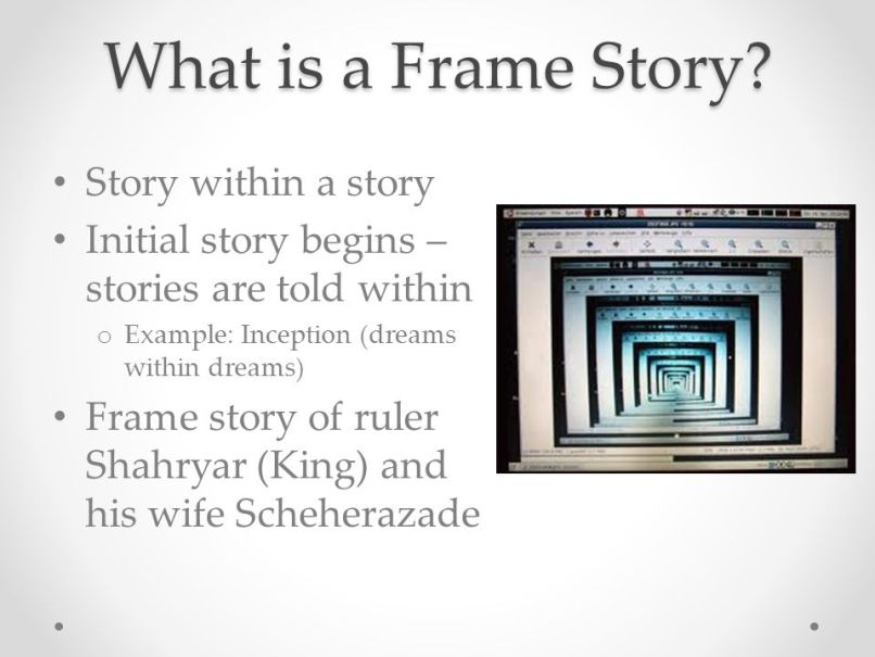 Frame Tale Examples   Frameswalls.org