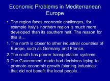 Unit 6 Europe. - ppt download
