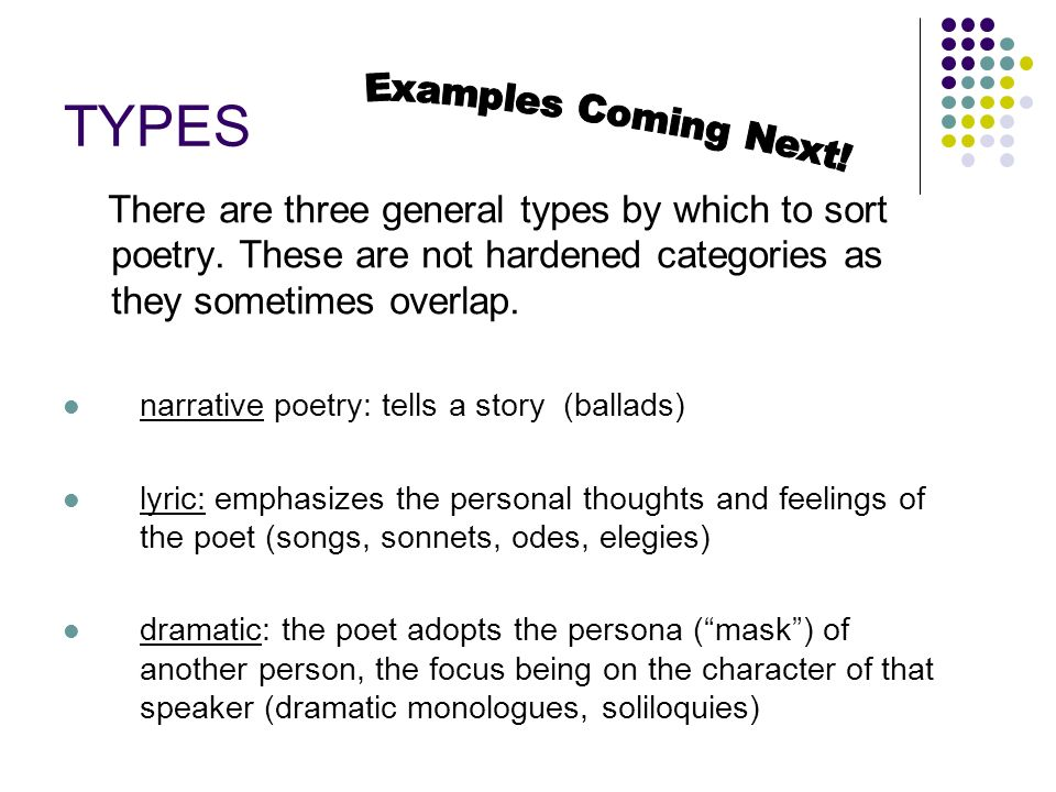 Poetry & Poetic Language Ppt Video Online Download