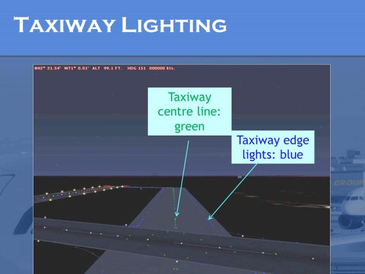 taxiway edge lights color decoratingspecialcom
