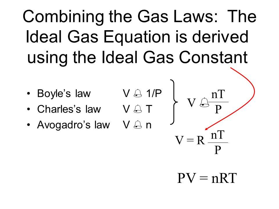Ideal Gas Equation - Idee per la progettazione di