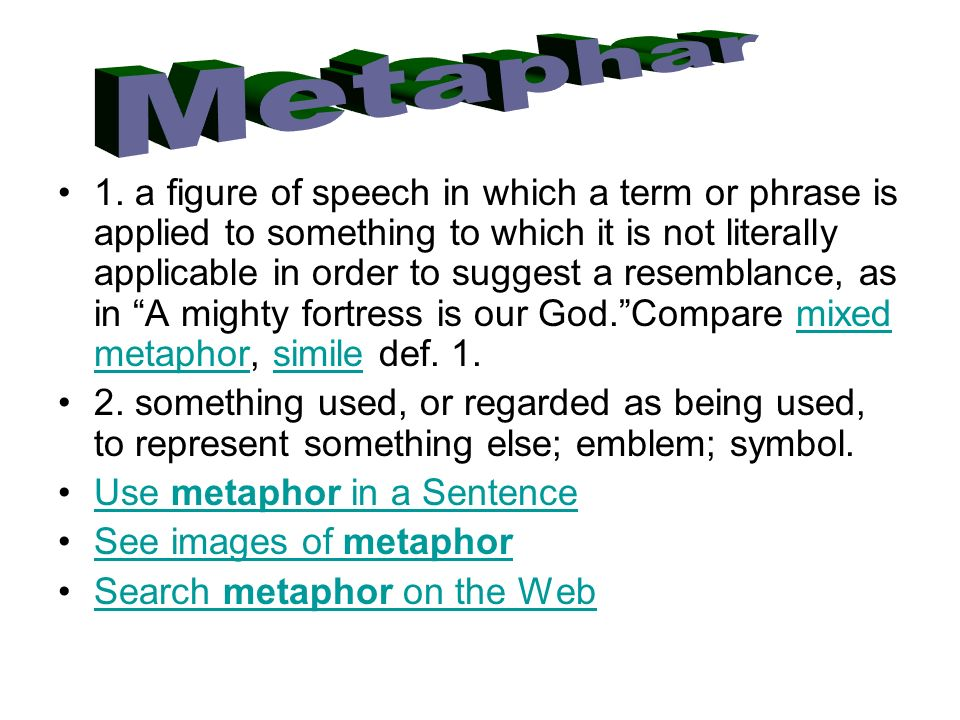 Sentence Semblance Use