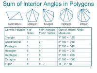 Interior Angle Answers Mathworksheets4kids Com. Interior ...