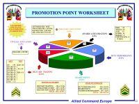 Enlisted Promotion Point Worksheet - resultinfos