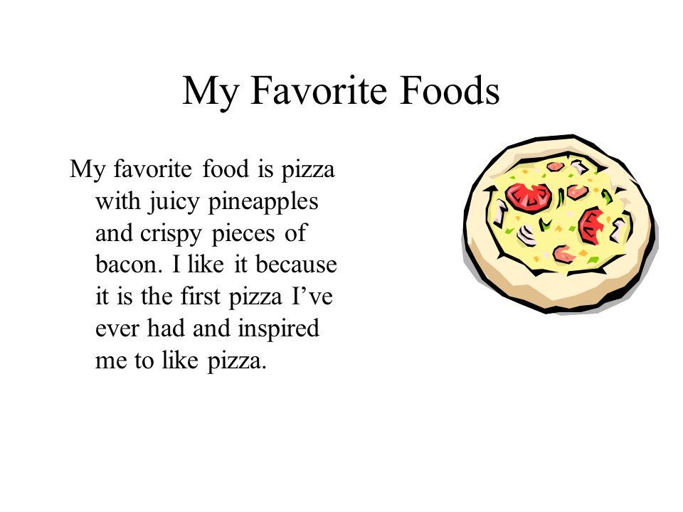 My Favorite Food Worksheet Wohnzimmer Ideen