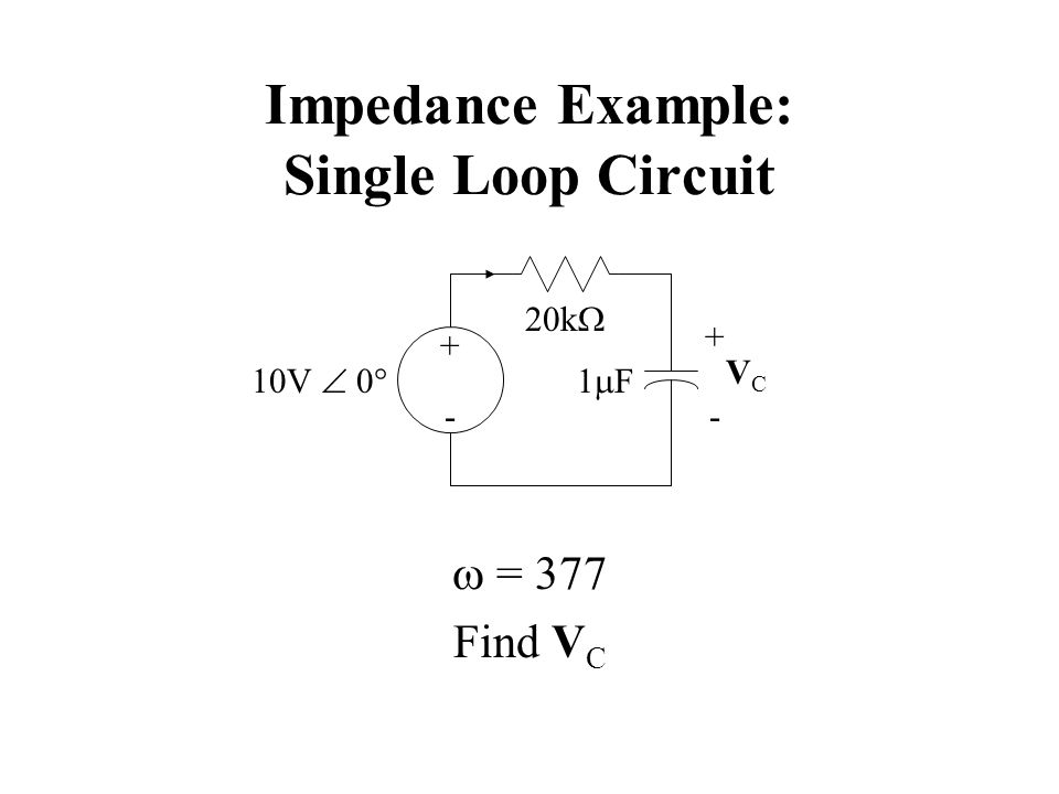 series circuit example
