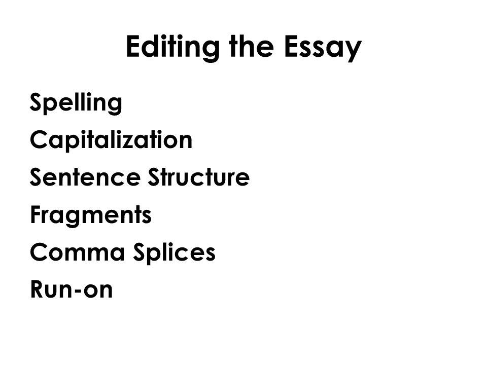 English 11 Writing/Communication Mr. Rinka Lesson #14