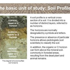 Horizon Diagram Soil Formation 2006 Dodge Ram Standard Radio Wiring An Introduction To Soils And Terminology Ppt Download
