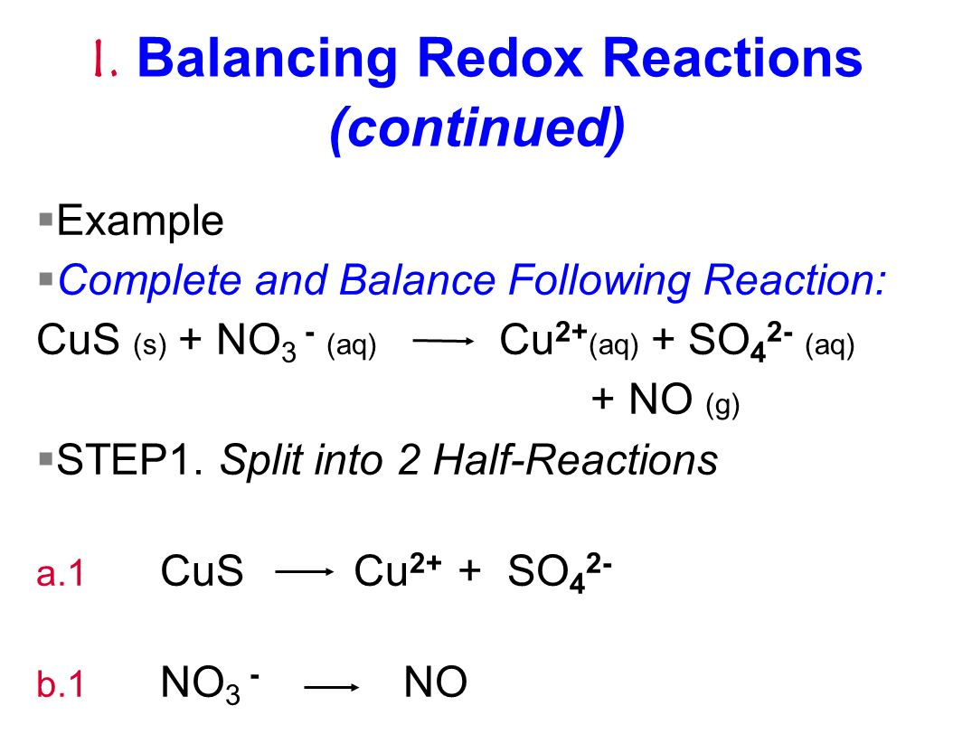 Redox Reactions Amp Electrochemical Cells