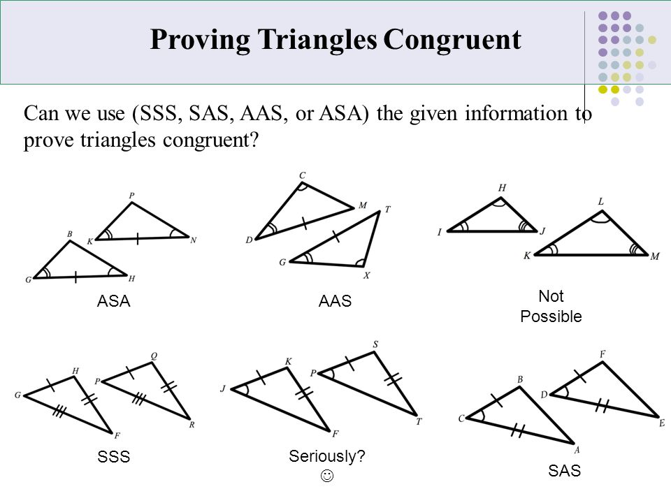 Printable Worksheets » Congruent Triangles Worksheets