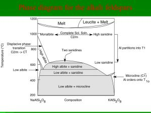 The Phase Rule and its application  ppt video online download