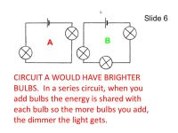 What Happens To The Brightness Of A Bulb In A Series ...