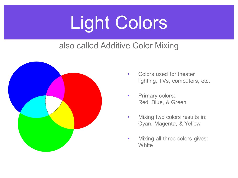 Color Amp Light Benjamin Hammel Image By Refeia