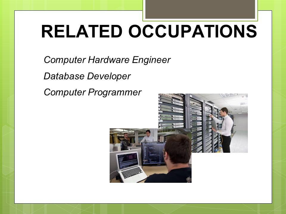 Career Plan David Engel Computer Software Engineer  ppt