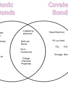 Ionic and covalent bonds venn diagram also kenindlecomfortzone rh