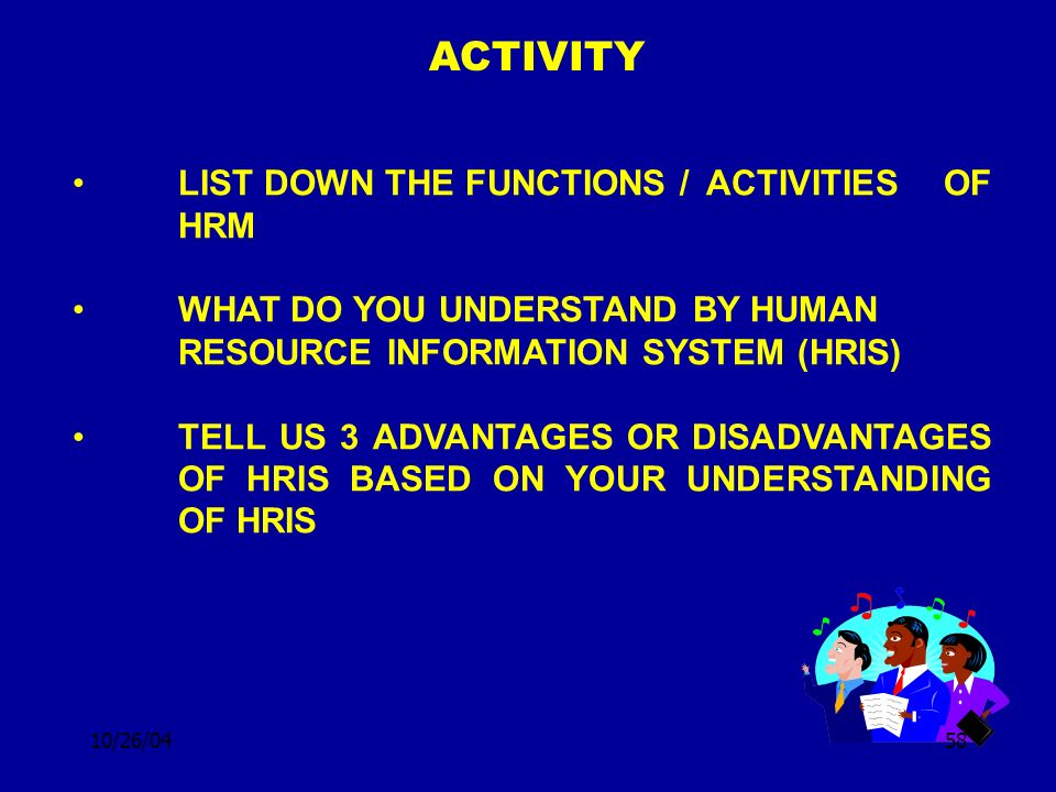 Introduction to HRIS MISTechnical Review What is an HRISHRMS  ppt download