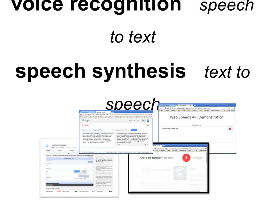 Using Google's Web Speech API with Moodle for language