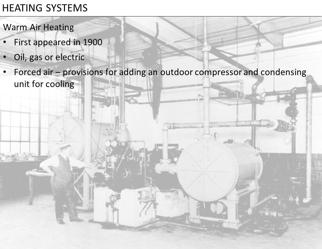Forced Air Balance Forced Air Heating System