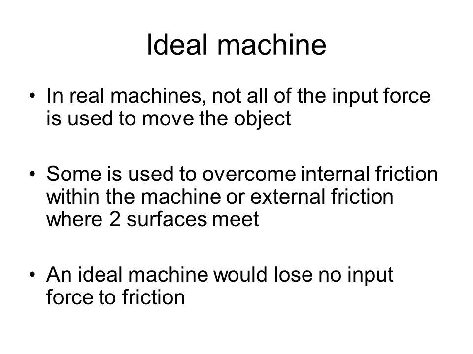 homework machine summary