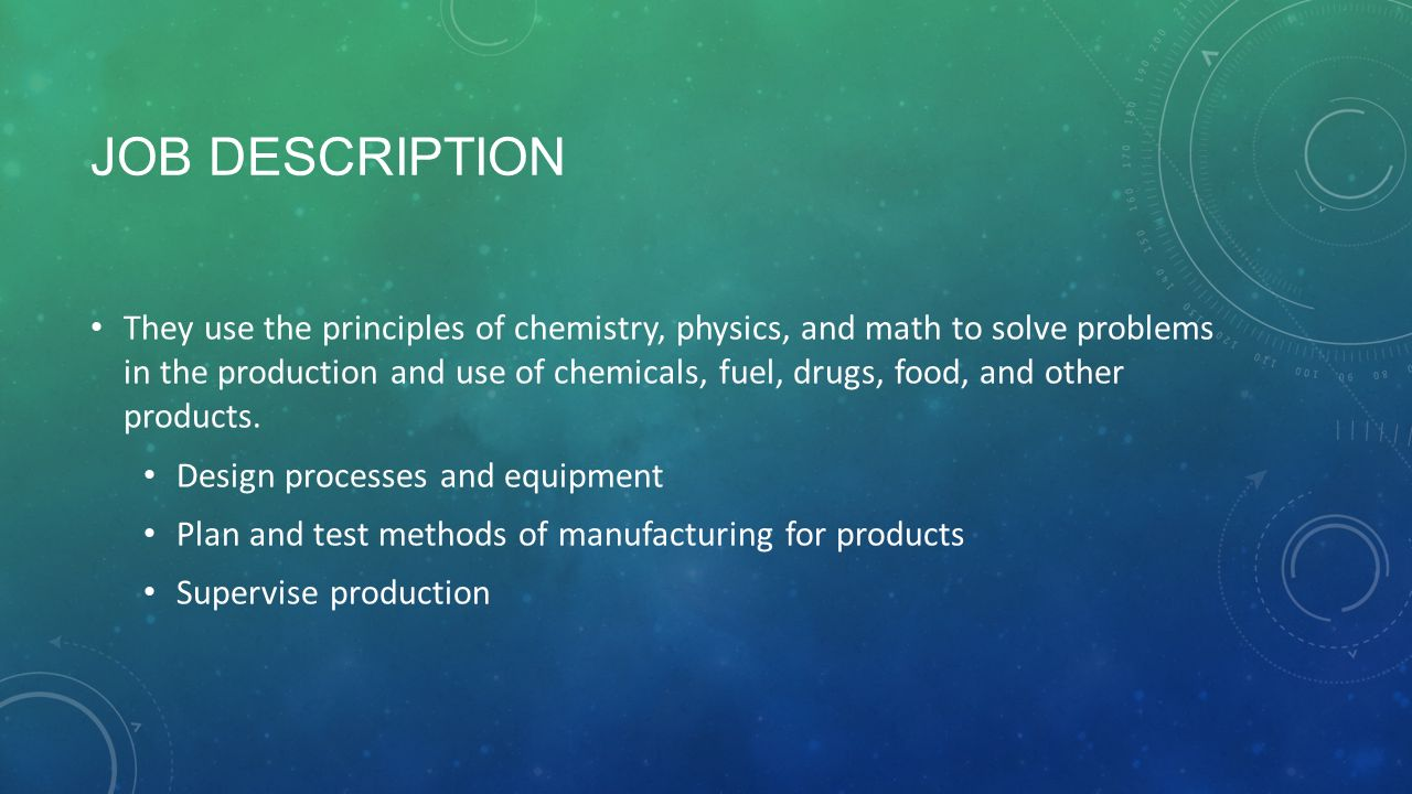Chemical engineering Andrea skweres Period ppt download