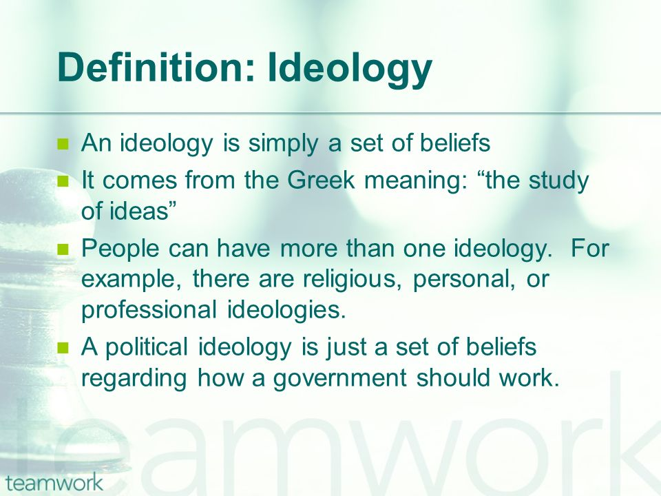 Political Ideologies What do you believe in  ppt video online download