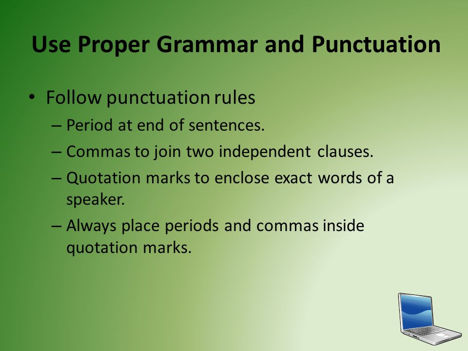 Written Communication Skills  Ppt Download