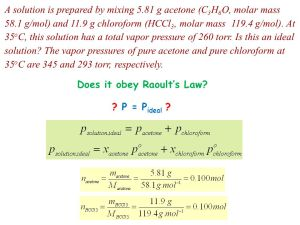 Solution properties  ppt video online download