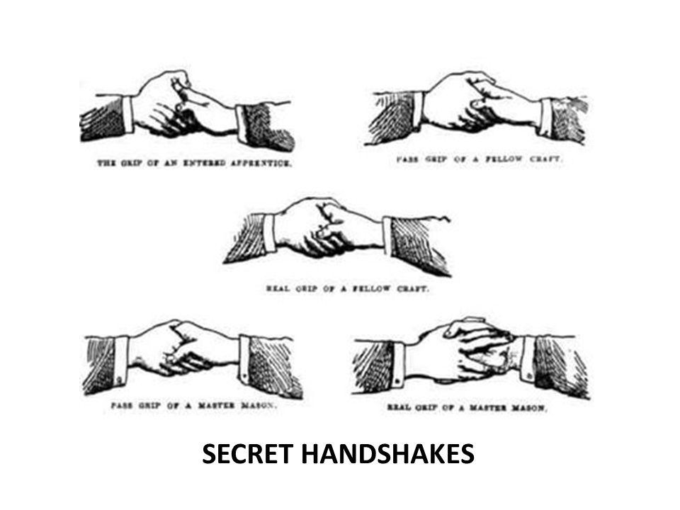 Fun Handshakes Girls