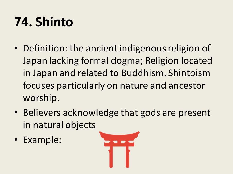 Shintoism Definition World History - Desain Terbaru Rumah