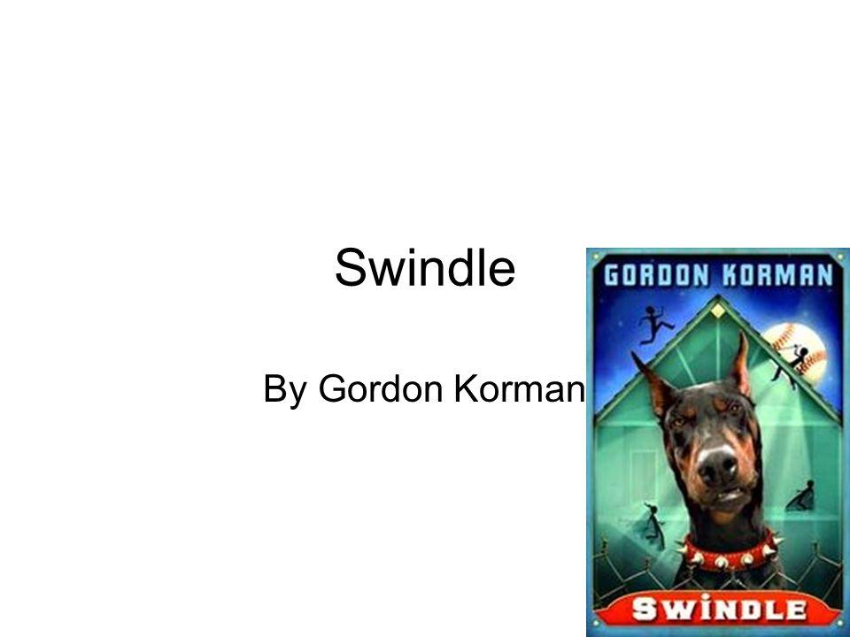 Framed Gordon Korman Book Review | pixels1st.com