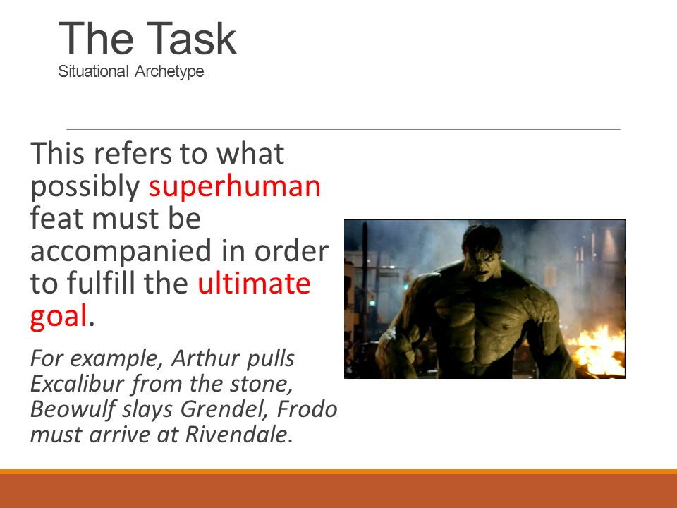 Archetypes Ppt Video Online Download