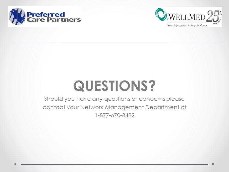Preferred Care Partners Medical Group WellMed Medical