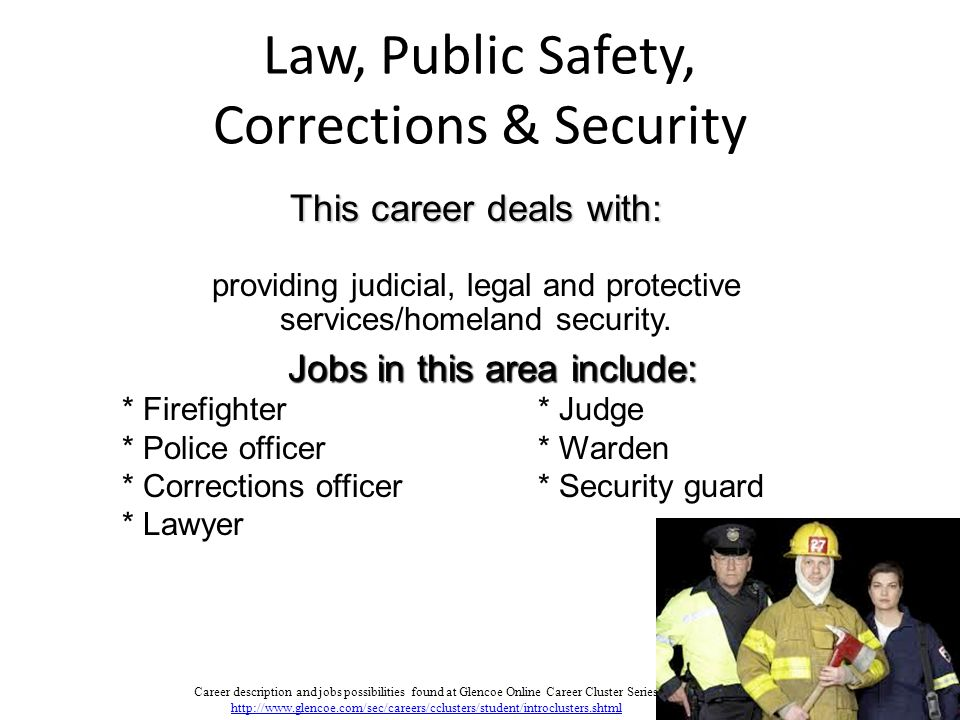 Protective Security Jobs
