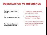 Science Inference Observation Worksheets. Science. Best ...