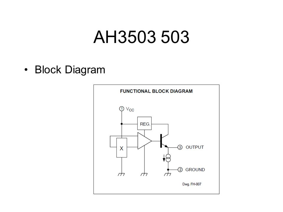 A3144 SENSITIVE HALL-EFFECT SWITCHES & AH Linear Hall