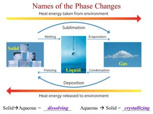 Ch 10 States of Matter The Kiic Theory  ppt video