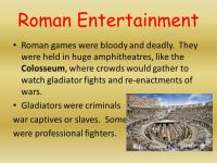 The Romans. - ppt video online download