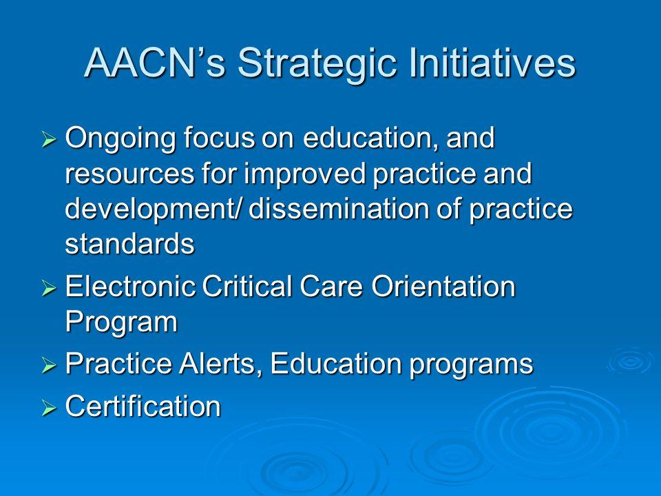 Aacn Nursing Certification