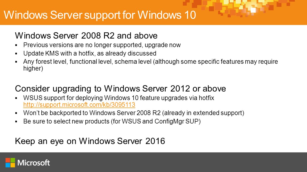 Windows 10: Deploying And Staying Up To Date