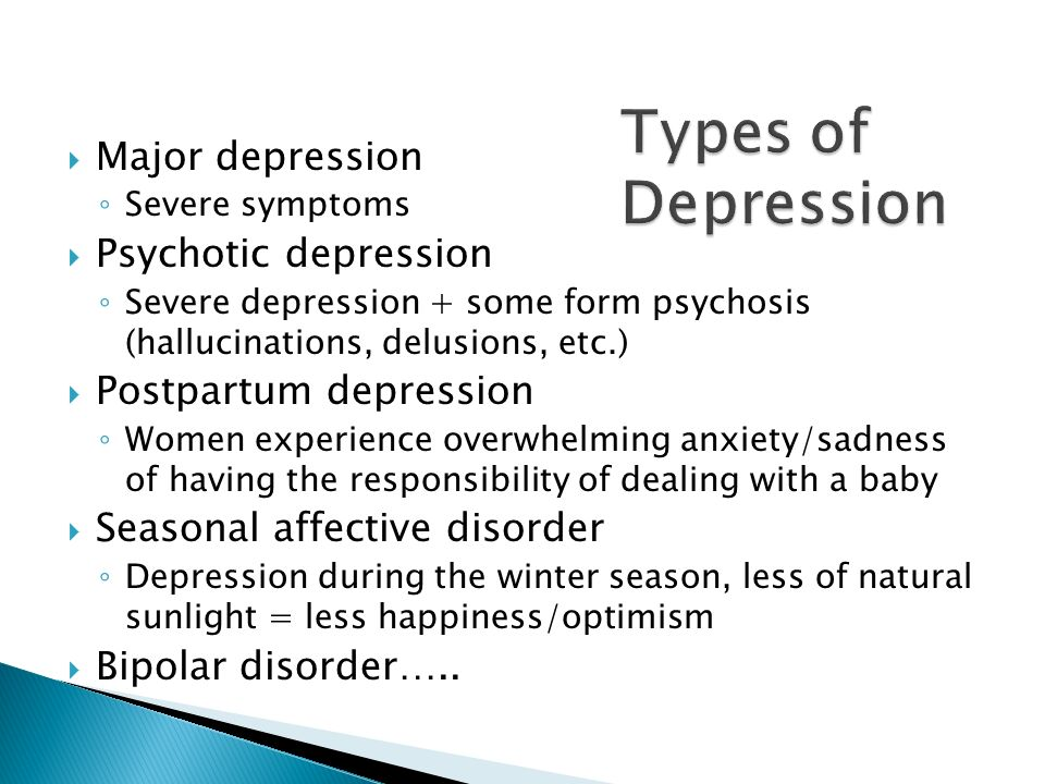 Mood Disorders By Angela Pabon  Ppt Video Online Download