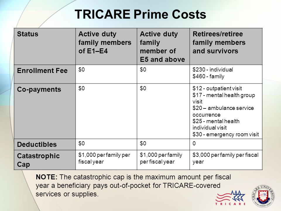 Module 3 TRICARE Options  ppt video online download