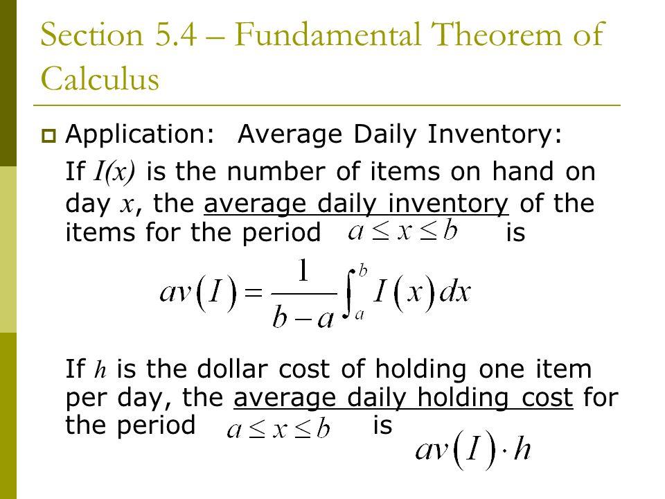 Fundamental Theorem Of Calculus Part 2 - Idee per la decorazione di