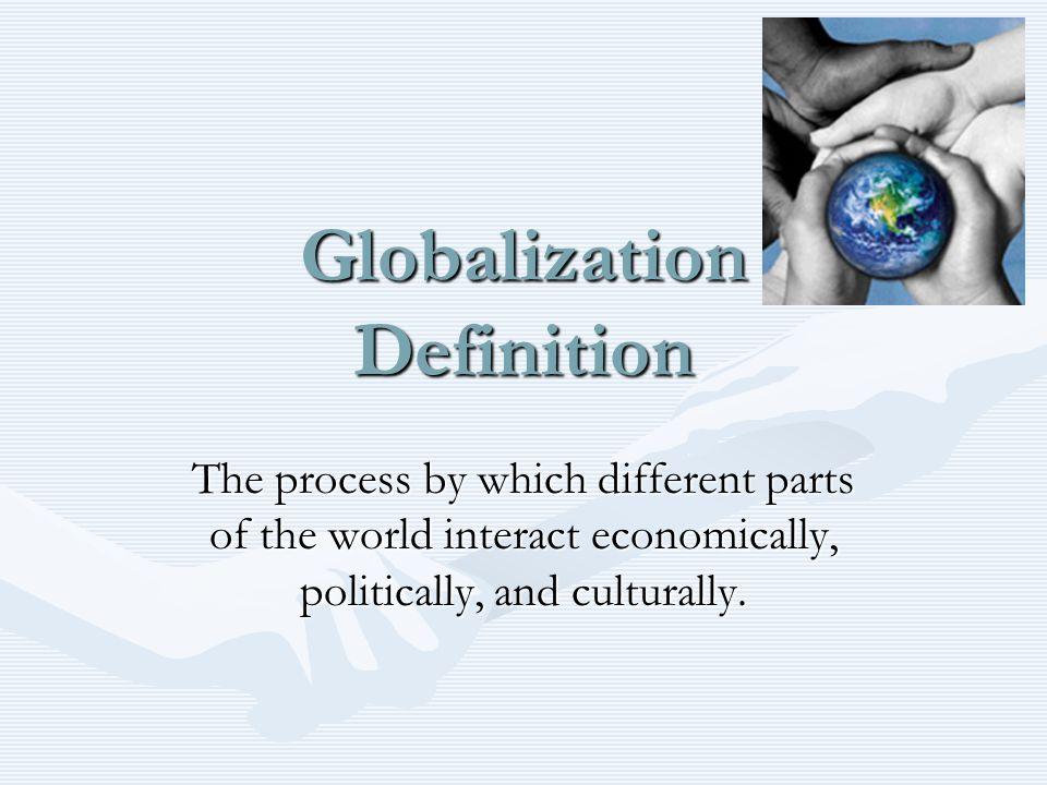 Define Globalization In World History - Ideas de diseño para el