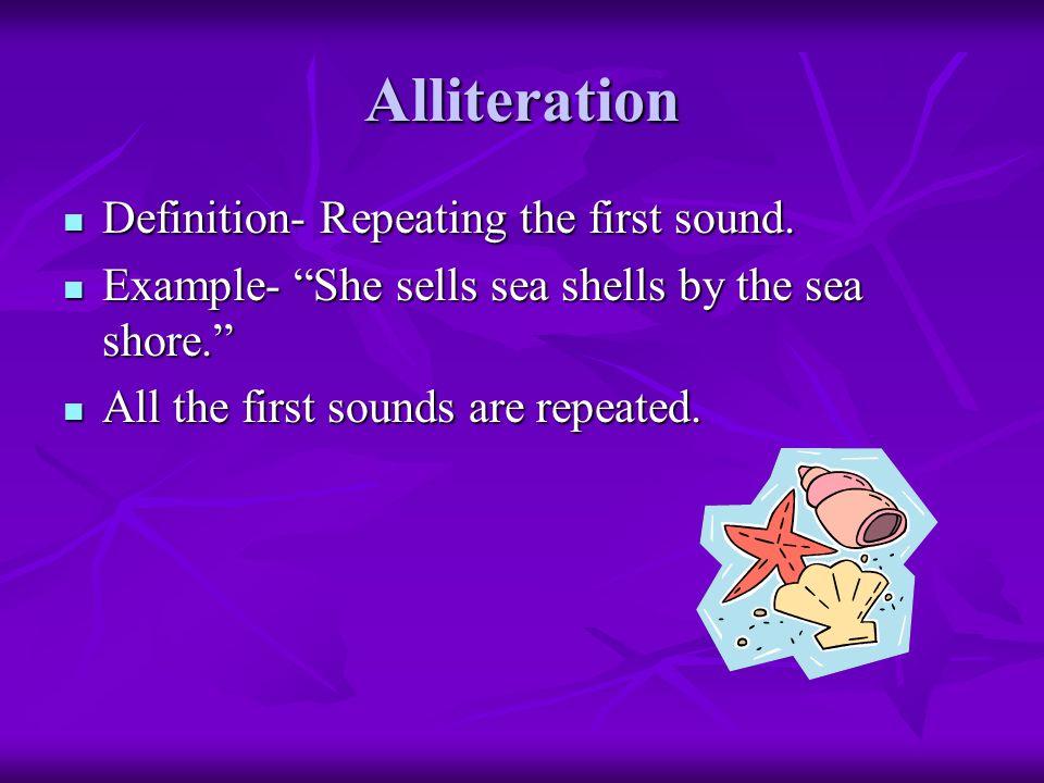 Mrs Billie's Figurative Language Review Ppt Download
