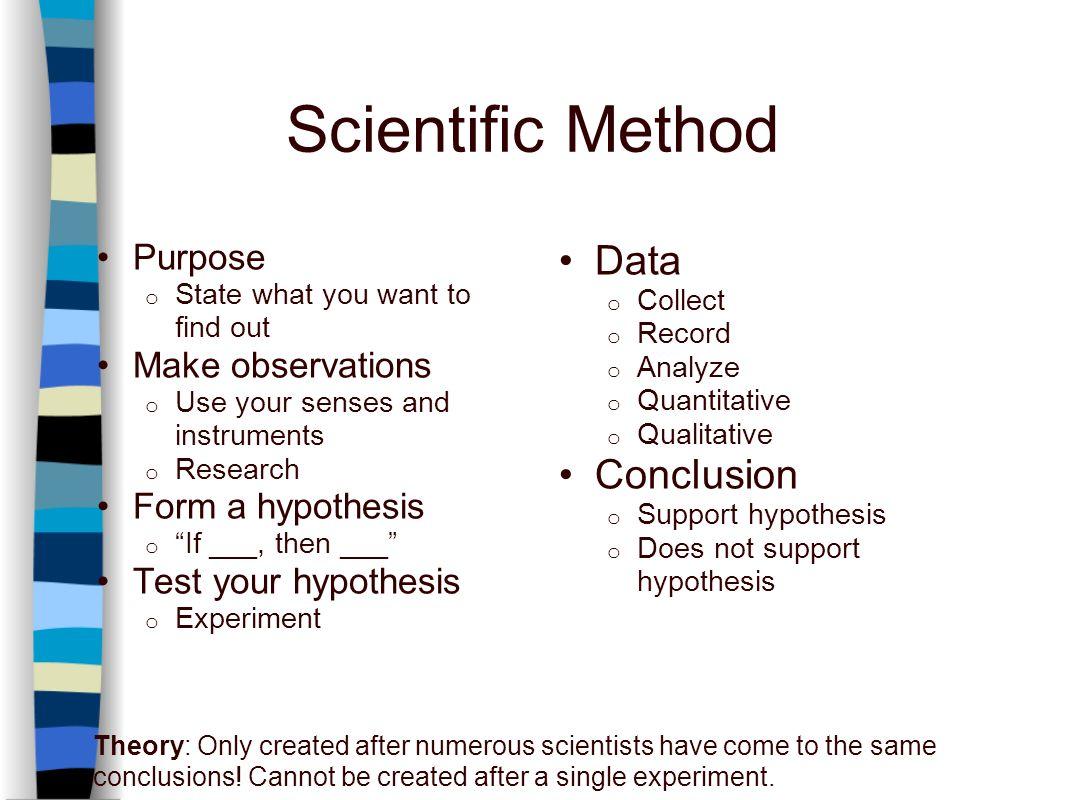 5 Senses Experiment Worksheet