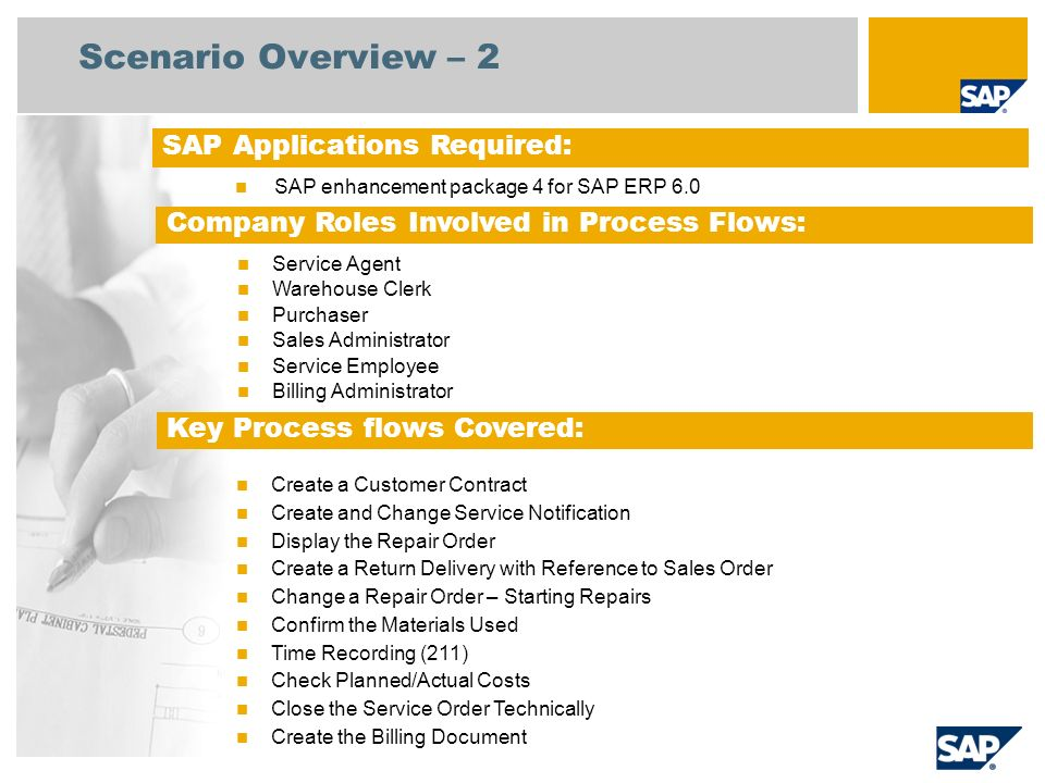 Depot Repair SAP Best Practices Baseline Package China  ppt video online download