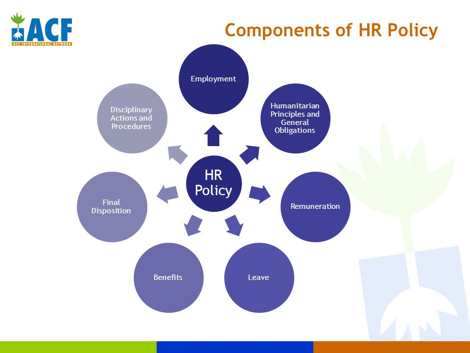 employee life cycle diagram international 4300 starter wiring and human resource policy - ppt video online download