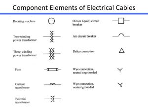 Electrical Symbol and Line Diagram  ppt video online download